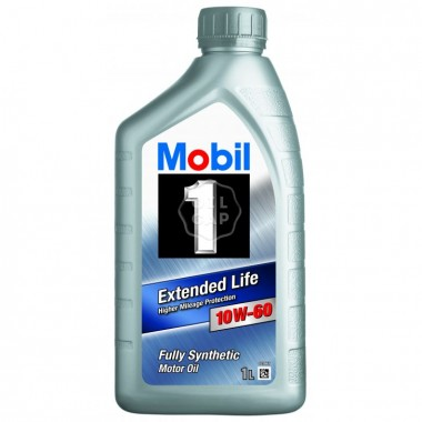 Mobil 1 10W60 Extendend Life 1л