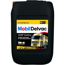 Mobil Delvac XHP extra 10W40 20л