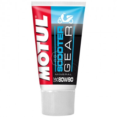 MOTUL Scooter Gear 80W90 150мл